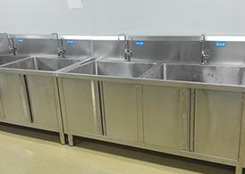 不锈钢清洗工作站