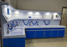 豪华型内窥镜清洗工作站